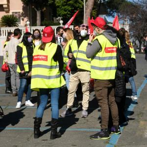 Crisi economica - Norwegian in liquidazione, la protesta di piloti e assistenti di volo