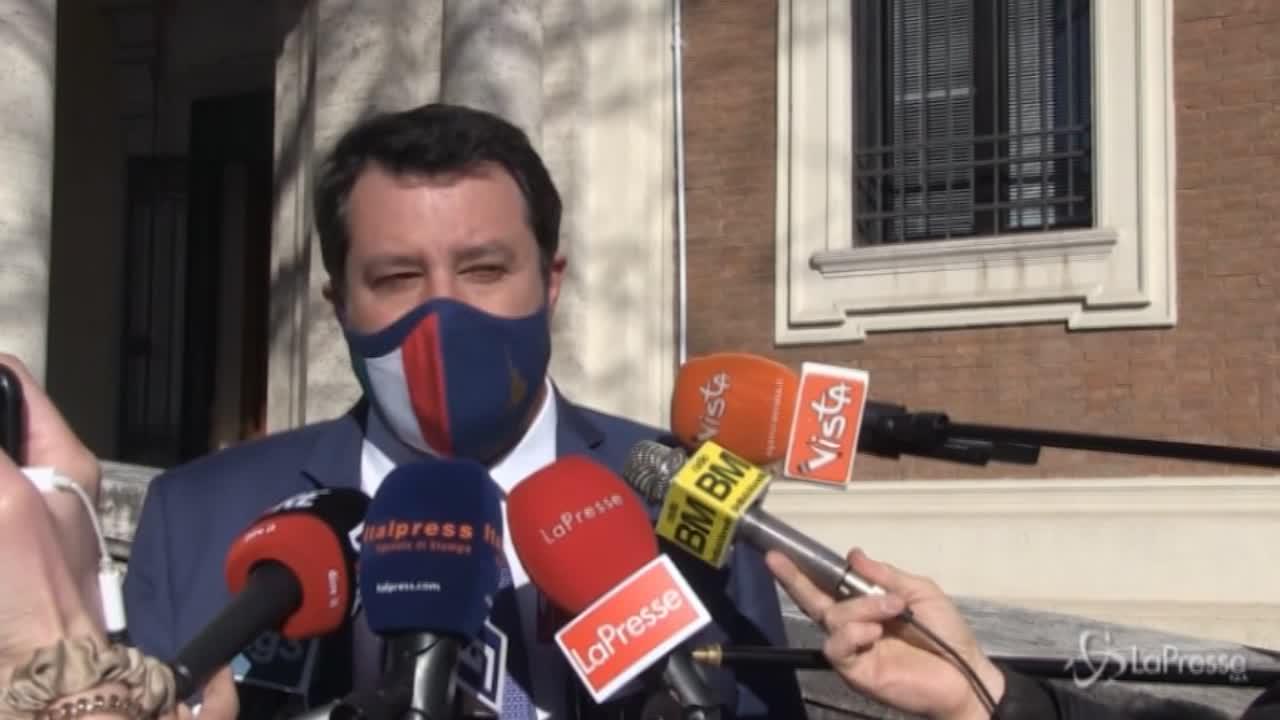 Sindaco di Roma, Salvini a FdI