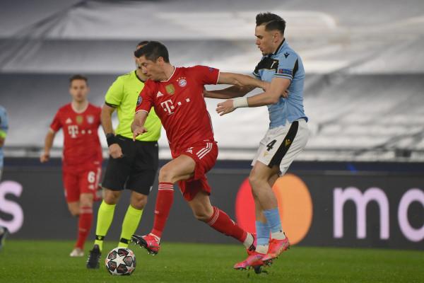 Lazio vs Bayern Monaco