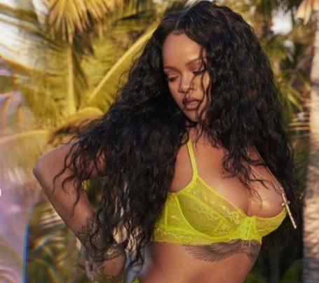Rihanna, brand di lingerie