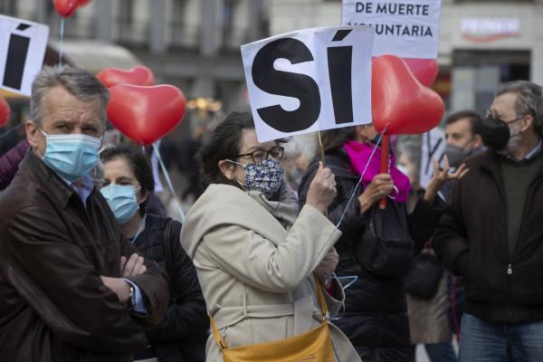 Spagna, eutanasia