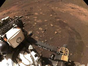 Exchange-Mars Rover-Navajo