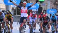 Stuyven conquista la Milano-Sanremo