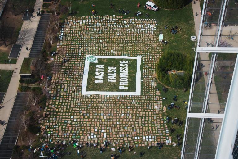 Torino Global Strike per il clima