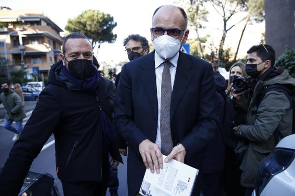 Attacco di Letta a Salvini