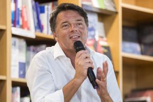 Presentazione del libro La mossa del cavallo di Matteo Renzi