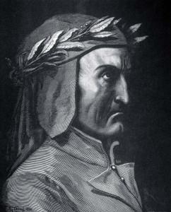 Il poeta Dante Alighieri