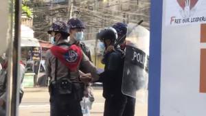 Myanmar Media Crackdown