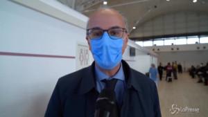 Vaccini in Puglia, Lopalco