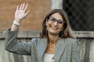 Pd, Malpezzi eletta capogruppo al Senato. Alla Camera è corsa Serracchiani-Madia