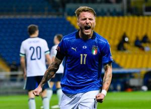 Qatar 2022, Berardi e Immobile: buona la prima dell'Italia