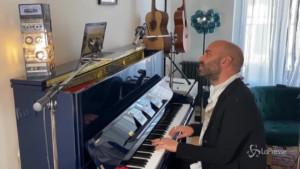 Giuliano Sangiorgi dei Negramaro mette in musica il V Canto dell'Inferno