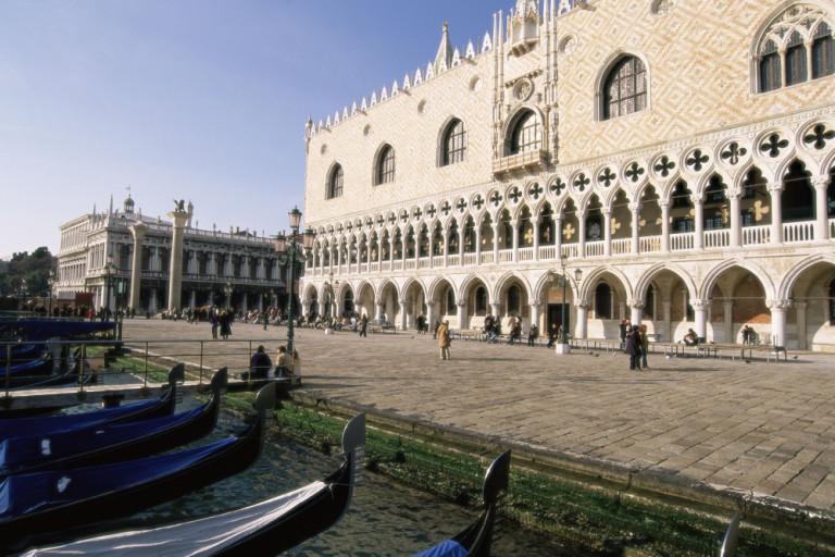 Venezia - Palazzo del Doge o Ducale