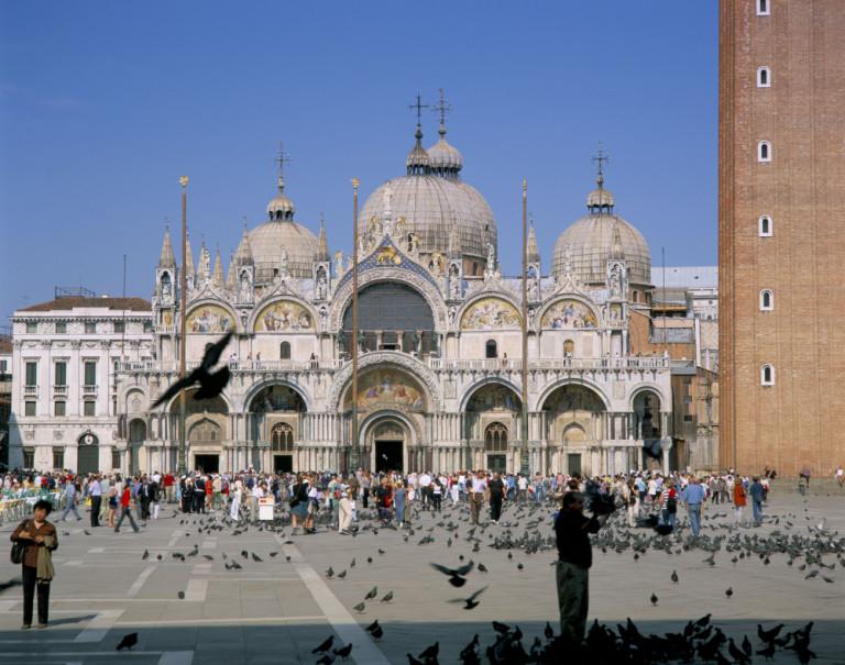 Venezia - La Basilica di San Marco