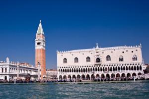 Venezia - Panoramica di Piazza San Marco.