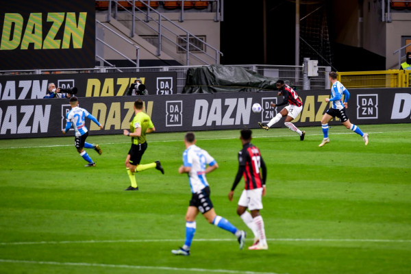Milan vs Napoli - Serie A TIM 2020/2021