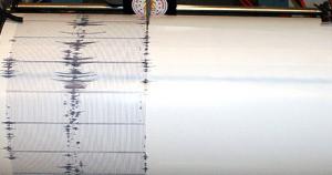 sismografo in azione