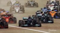 Trionfo di Hamilton al GP del Bahrain
