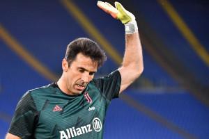 Buffon. Juventus vs Napoli - Finale Coppa Italia 2019/2020