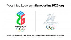 Milano-Cortina nel segno di 'Futura', svelato il logo dei Giochi 2026