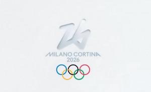 Logo Olimpiadi MIlano Cortina
