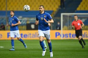 Leonardo Bonucci - Qualificazioni mondiale di calcio 2022