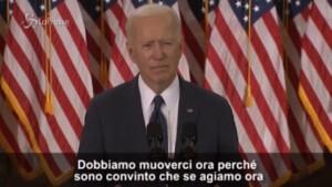 Biden presenta il piano per infrastrutture