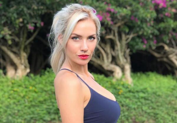 Paige Spiranac, la sexy golfista