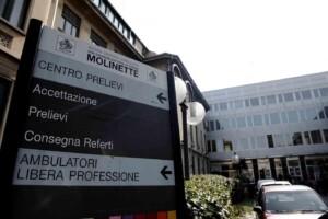 Salute, a Torino salvata bimba nata con intestino al posto del polmone