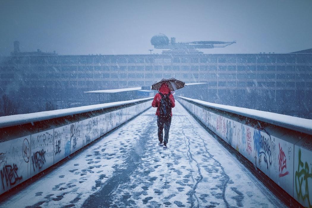 Tempaccio, fronte freddo in arrivo dall'Artico