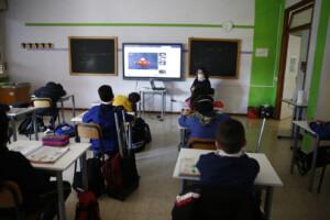 Scuola, Giannelli: Oltre 80% del personale è stato vaccinato