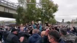 protesta degli ambulanti