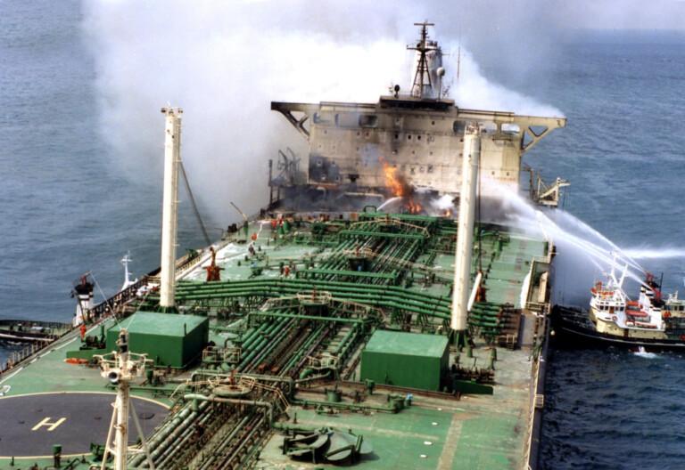 10 aprile 1991 - Disastro della motonave Moby Prince
