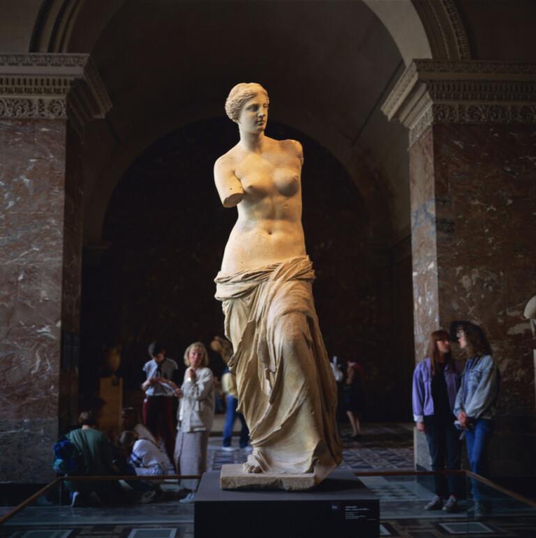 Museo del Louvre, La celebre Venere di Milo