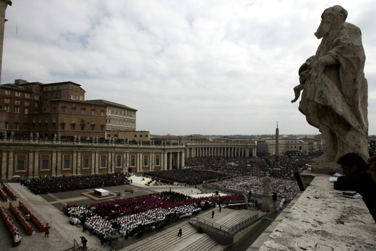 Solenni funerali di Sua Santita' Giovanni Paolo II
