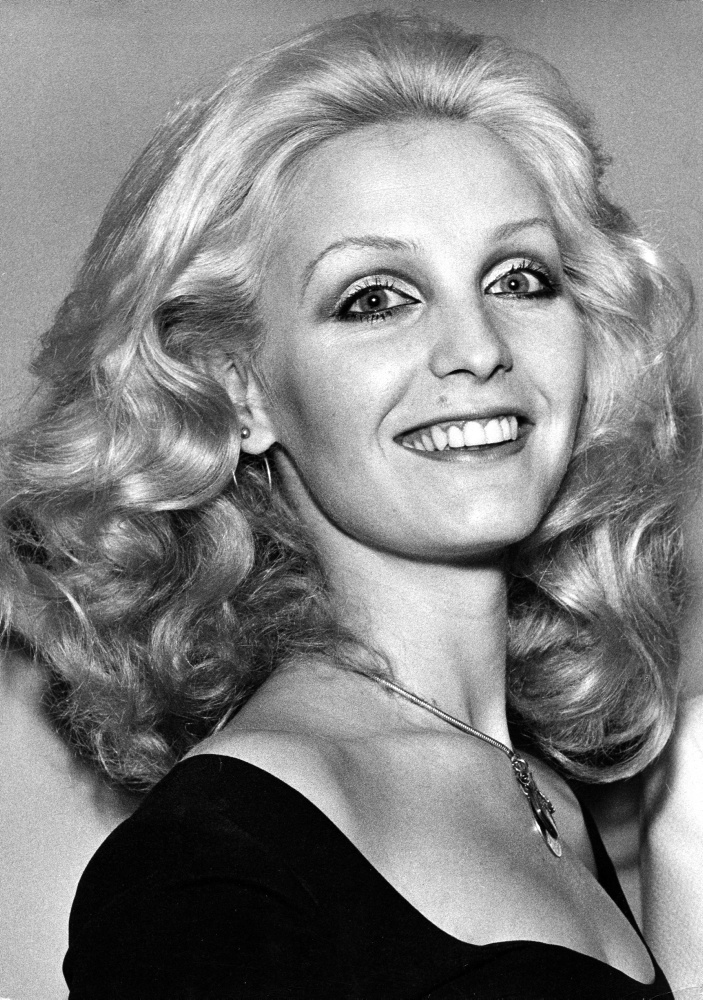Patty Pravo mentre sorride