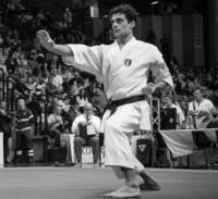 Il campione di karate Bianchi