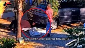 Rapinatori: sette arresti