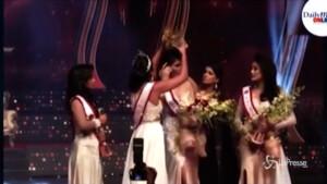 Miss Sri Lanka è divorziata