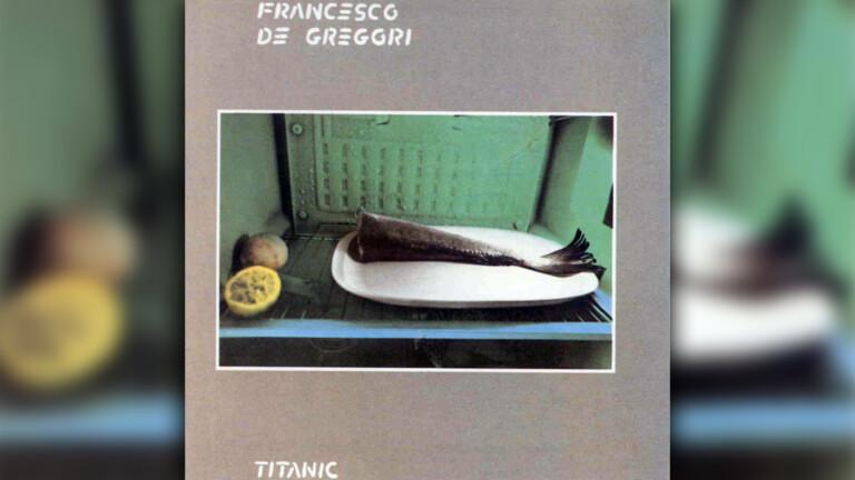 La copertina del disco Titanic
