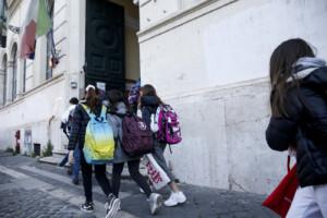 Roma, la riapertura delle scuole dopo Pasqua