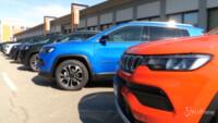 nuova la nuova Jeep Compass: stile e tecnologia