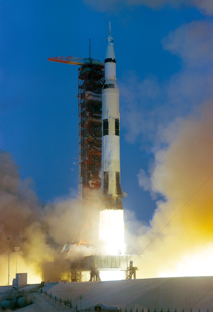 Il veicolo spaziale Apollo 13