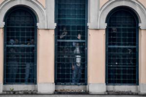 Rivolta dei detenuti al carcere San Vittore