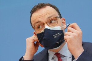 Jens Spahn, Virus Outbreak Germany