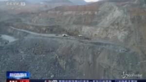 Incidente in una miniera in Cina