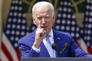 Joe Biden, Kamala Harris, Merrick Garland