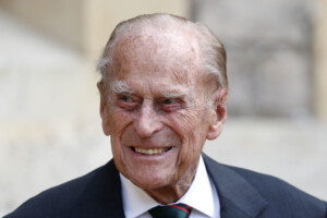 July 22, 2020 Il Principe Filippo a una cerimonia al castello di Windsor. (Adrian Dennis/Pool via AP, File)