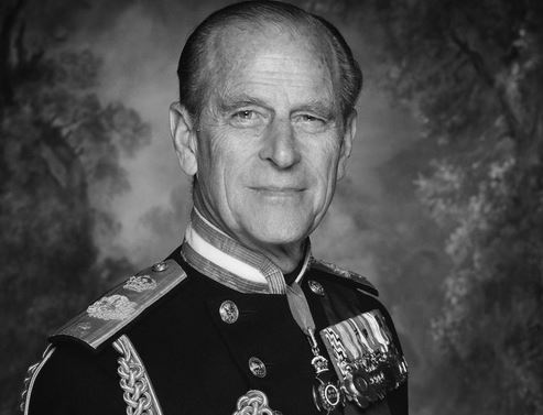 principe Filippo d'inghilterra