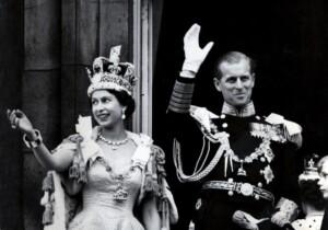 Il principe Filippo d'Inghilterra